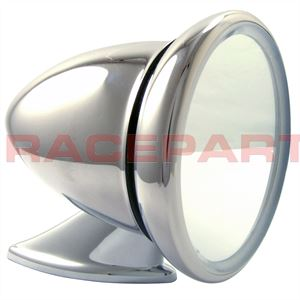 Classic Style Bullet Mirrors with Raceparts