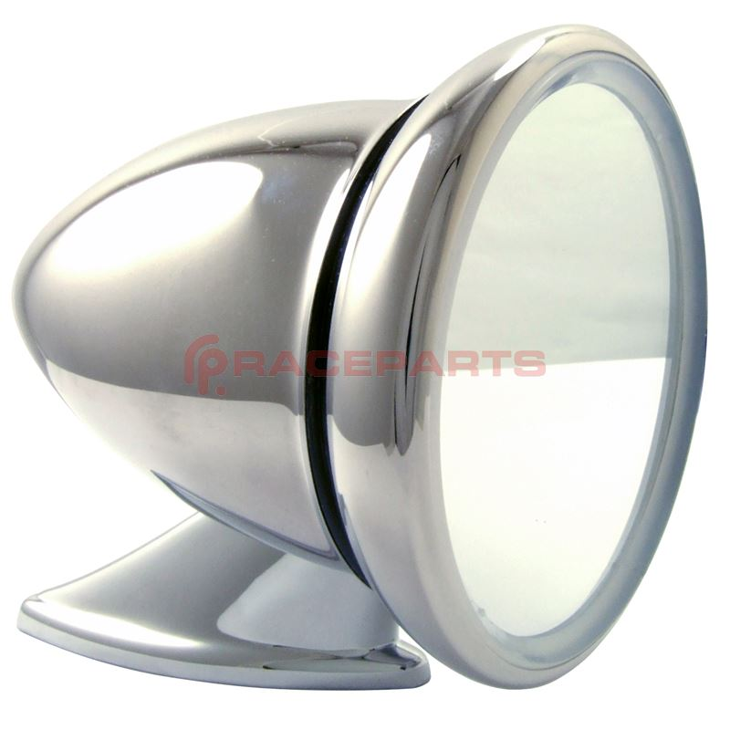 Classic style bullet mirrors raceparts for Classic mirror