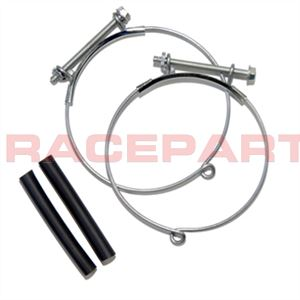 Ducting Clamps from Raceparts