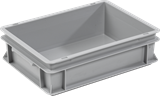 Euro bin heavy duty storage container