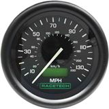 electric Racetech speedometer - electrical gauges