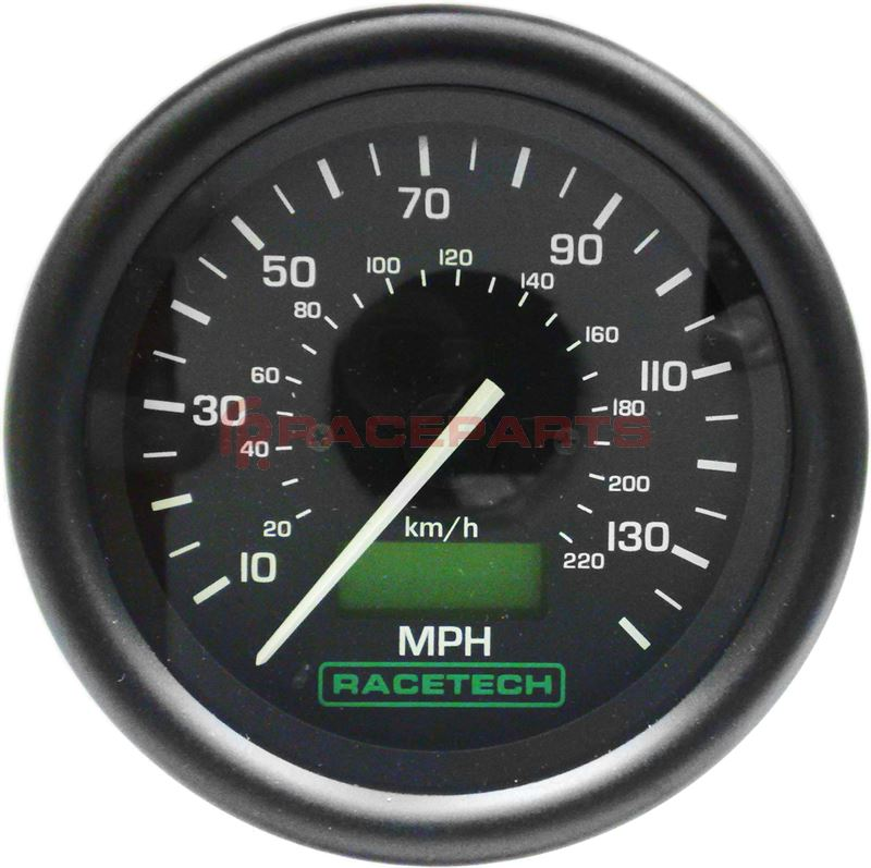 Electric Racetech Speedometer - Raceparts