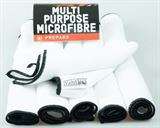 Pack Of Multi Purpose Microfibre Cloths