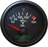 Racetech electric oil temperature gauge