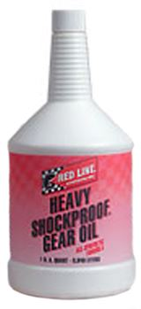 Redline Shockproof Gearbox Oils from Raceparts