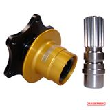 steering wheel quick release couplings