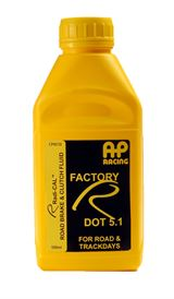 AP Racing Factory R DOT 5.1 Brake Fluid