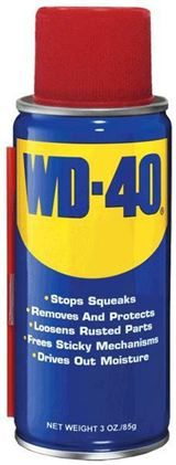 WD40 from Raceparts
