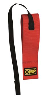 OMP Tow Strap with Elastic Strap