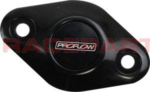 Black Z head style push button ejecting fasteners from Raceparts