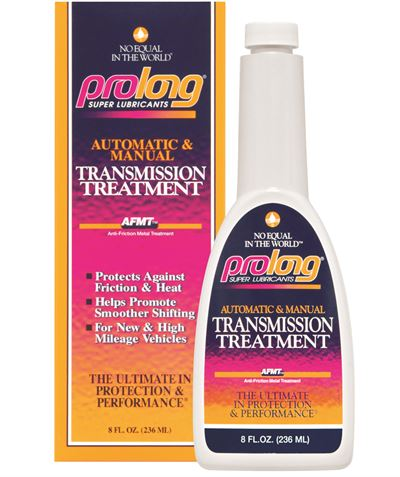 Prolong transmission treatment from Raceparts
