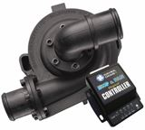 Electrical water pump controller with Raceparts