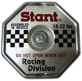 Stant Racing radiator cap Octagon with Raceparts