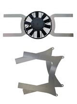 Revotec Fan Mounting Kits from Raceparts