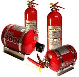 Lifeline extinguisher rally packs