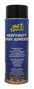 Thermotec heavy duty spray adhesive from Raceparts