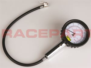 NC081 OMP Analogue Tyre Pressure Gauge