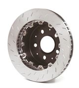 Motorsport brake discs with Raceparts