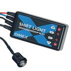 Omex Shift Lights with Raceparts