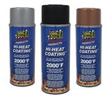 High temperature coatings and adhesives from Raceparts