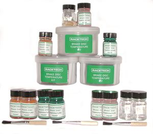 brake disc paint kit
