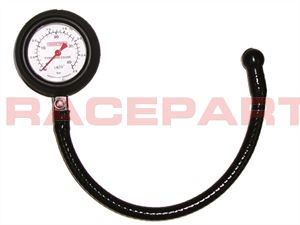 Racetech Tyre Pressure Gauge with Raceparts