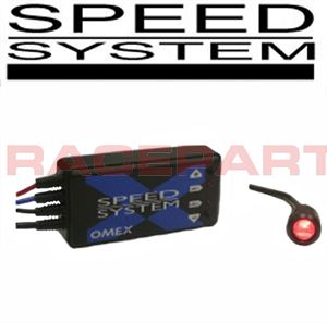 Omex Speed Systems with Raceparts