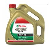 Castrol Edge engine oil and Castrol R40 engine oil