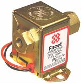 Facet Solid State Fuel Pumps with Raceparts